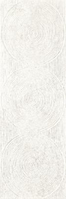 Плитка настенная Paradyz Nirrad Bianco STRUKTURA 20 x 60