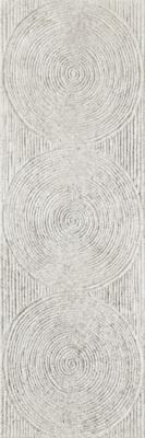 Плитка настенная Paradyz Nirrad Grys STRUKTURA 20 x 60