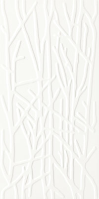 Плитка настенная Paradyz Adilio Bianco TREE STRUKTURA 29,5×59,5