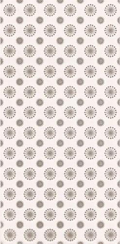 Декор настенный Paradyz Piumetta Bianco B 29,5×59,5
