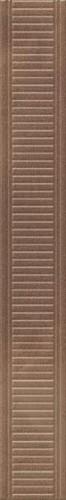 Плинтус настенный Paradyz SABRO Brown PRASOWANA 8 x 59,5