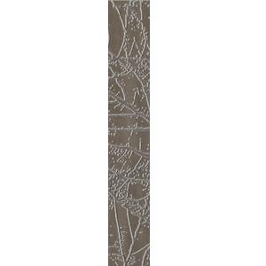 Плинтус настенный Paradyz Antonella Brown 7 x 60