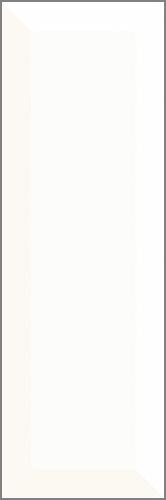 Плитка настенная Paradyz Tamoe Kafel Bianco 9,8 x 29,8