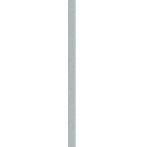 Плинтус настенный Paradyz SZKLANA 2,3 x 59,5 Silver