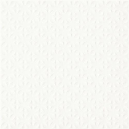 Плитка напольная Paradyz Inwest Biały структура 19,8 x 19,8