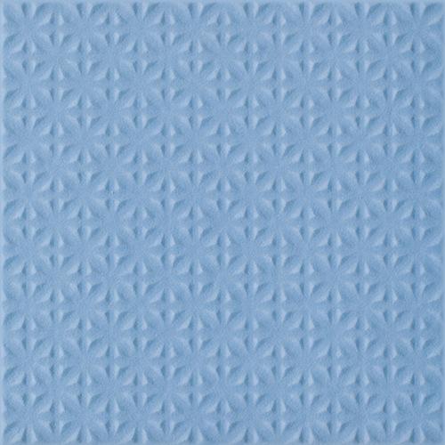 Плитка напольная Paradyz Inwest Niebieski структура 19,8 x 19,8