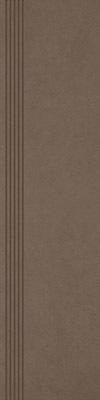 Плитка напольная Paradyz Intero Brown 29,8 X 119,8