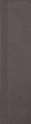 Плитка напольная Paradyz Intero Nero 29,8 X 119,8