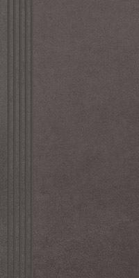 Плитка напольная Paradyz Intero Nero 29,8 x 59,8 сатин