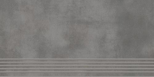 Плитка напольная Paradyz Tecniq Grafit 29 x 59,8 полуполировка