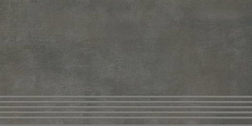 Плитка напольная Paradyz Tecniq Nero 29 x 59,8 полуполировка