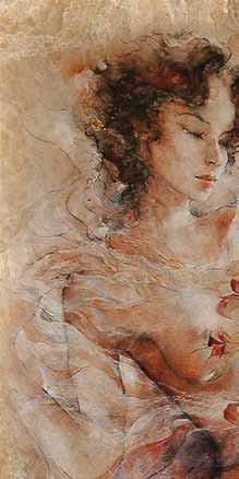 Декор Березакерамика Флоренция 1 25×35 коричневый
