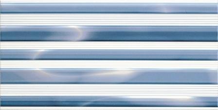 Декор Fanal Allegro Azul 25х50
