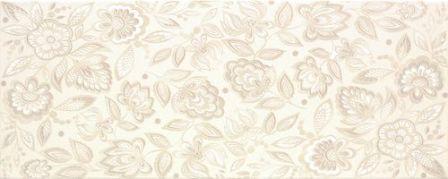 Настенная плитка Venus Aria Flowers Beige 20,2х50,4