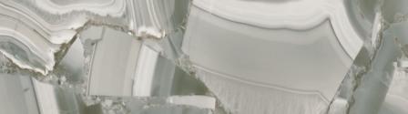 Керамогранит La Fabbrica Astra Turchese Fiorito Lapp.rett 19,2×58