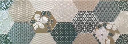 Настенная плитка Pamesa Casa Mayolica Hilcrest Basalto 20×60