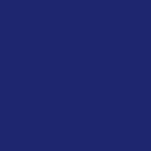 Плитка настенная Rako Color one синий WAA1N555 20×20