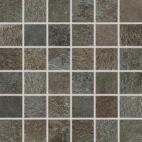Мозаика Rako Como коричнево-черный DDM05694 30×30
