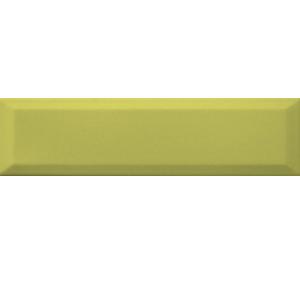 Декор Rako Concept желто — зеленый WARSU464 15×60