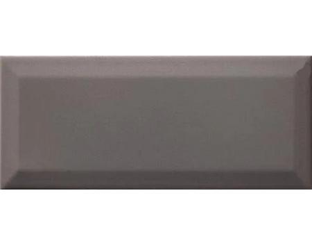 Декор Rako Concept Plus темно-серый WARGT111 25×10