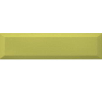 Декор Rako Concept Plus желто — зеленый WARSU464 15×60