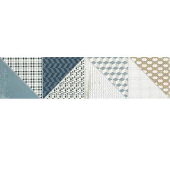 Плитка напольная Rako Deco мультиколор DDPSU659 15×60