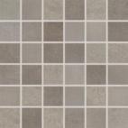 Мозаика Rako Extra коричнево-серый DDM06721 30×30