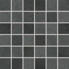 Мозаика Rako Extra черный DDM06725 30×30