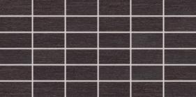 Мозаика Rako Fashion черный DDMBG624 5×10