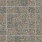 Мозаика Rako Ground серый WDM05537 30×30