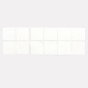 Плитка настенная Rako Majolika белый WARVE143 20×60
