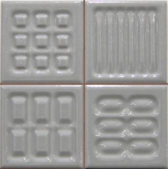 Настенная плитка Argenta Matrix Link Gris Prei 20×20