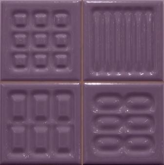 Настенная плитка Argenta Matrix Link Fucsia Prei 20×20