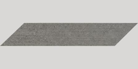 Керамогранит Apavisa Nanoconcept 7.0 Anthracite Rigato Chevron 14,77×73,71