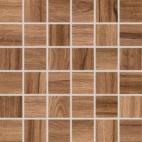 Мозаика Rako Piano коричневый WDM06517 30×30