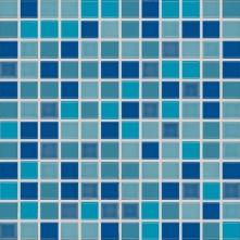 Мозаика Rako Pool голубой GDM02045 30×30
