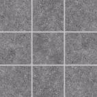 Плитка напольная Rako Rock темно-серый DAK12636 10×10