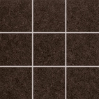 Плитка напольная Rako Rock коричневый DAK12637 10×10