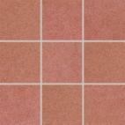 Плитка напольная Rako Rock красный DAK12645 10×10