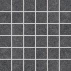 Мозаика Rako Rock черный DDM06635 30×30