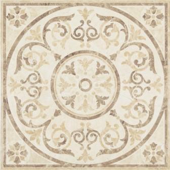 Декор Tau Ceramica Shine Roseton Omeya Marfil 2 60×60