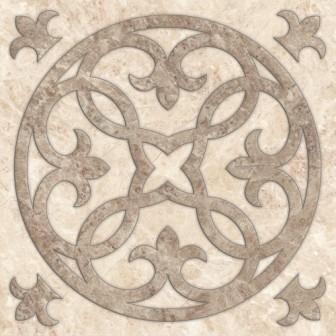 Декор Tau Ceramica Shine Roseton Imperial 60×60