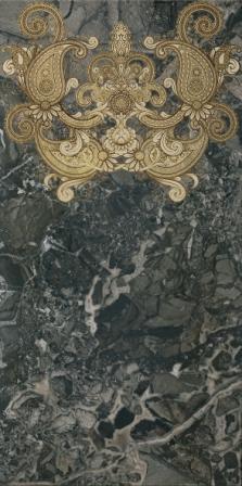 Декор La Fabbrica Smart Deha Ebony Lapp Ret 48×96,2