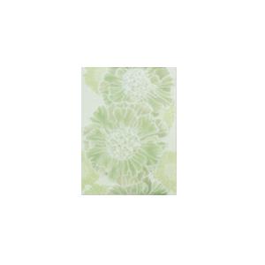 Декор Rako Stella зеленый WITGY352 20×25