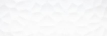 Плитка настенная Rako System белый WR2V5000 30×90