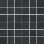 Мозаика Rako Trend черный DDM06685 30×30