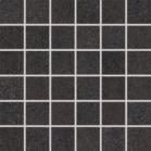 Мозаика Rako Unistone черный DDM06613 30×30