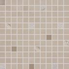 Мозаика Rako Up коричнево-серый WDM02509 30×30