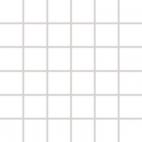 Мозаїка Rako Up білий WDM05000 30×30