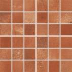 Мозаїка Rako Via червоно-коричневий DDM05712 30×30